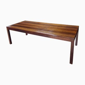 Vintage Scandinavian Rio Rosewood Coffee Table