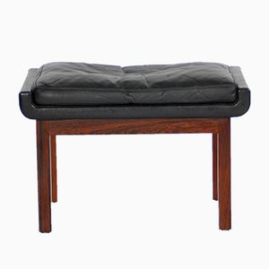 Vintage Rosewood Stool by Finn Juhl for France & Son