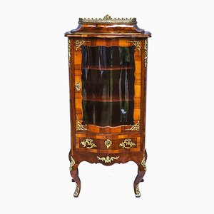 German Baroque Display Cabinet, 1890s
