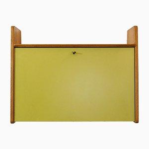 Wand-Schreibtisch von Marcel Gascoin für Sicam, 1950er
