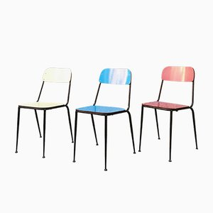 Bar Chairs, 1960s, Set of 45