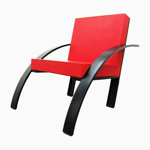 Parigi Armchair by Aldo Rossi for Unifor, 1980s