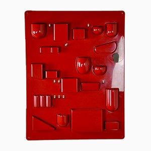 Wand-Organizer von Ingo Maurer für Design M, 1969