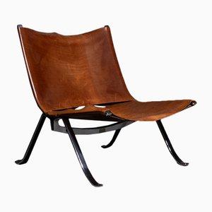Vintage Sessel von Preben Fabricius & Jørgen Kastholm für Arnold Exlusiv