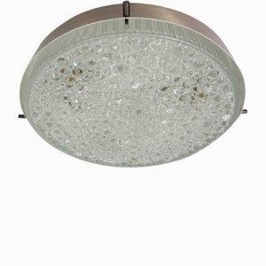 Lámpara de techo italiana, años 60