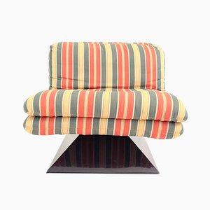 Italian Space Age Lounge Chair, 1960s