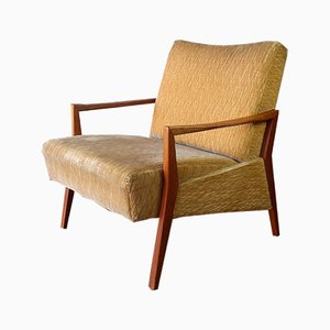Mid-Century Danish Lounge Chair, 1950s
