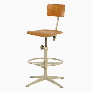 Chaise à Dessin Industrielle par Friso Kramer pour Ahrend De Cirkel, 1960s