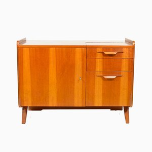 Vintage Czechoslovakian Mahogany Chest of Drawers from Tatra, 1970s