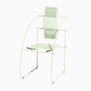Quinta Stuhl von Mario Botta für Alias, 1980er