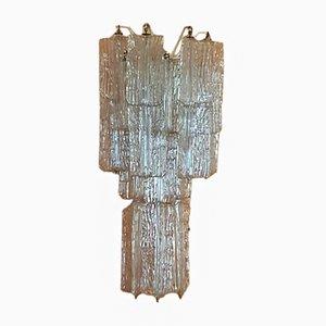 Lampada da parete vintage di Toni Zuccheri per Venini, anni '70