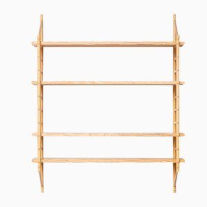 MIMA Shelving with 4 Shelves by John Eadon