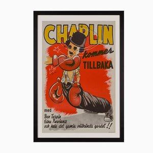 Poster del fim The Champion, Svezia, 1944