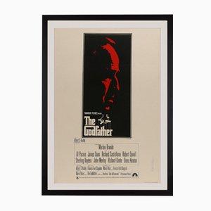 Affiche de Film The Godfather par S. Neil Fujita, 1972