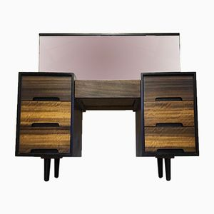Mid-Century Walnut Dressing Table by John & Sylvia Reid for Stag