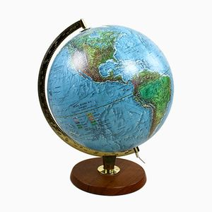 Mid-Century Danish Globe from Scan Globe