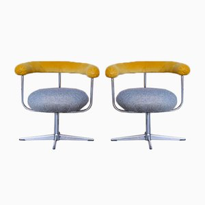 Chaises Rotary Vintage, Set of 2