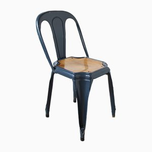 Blue Fibrosis Chair, 1940s