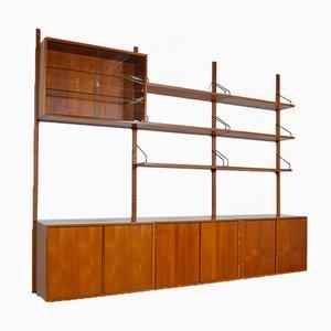 Libreria modulare di Poul Cadovius, anni '60