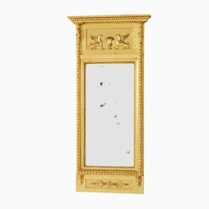 Antique Swedish Empire Mirror