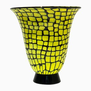 Italian Vase by Ercole Barovier for Barovier & Toso, 1990