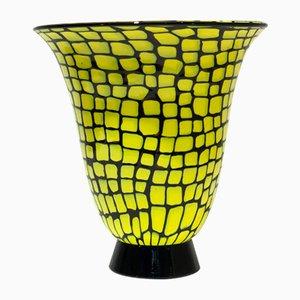 Vase par Ercole Barovier pour Barovier & Toso, Italie, 1990