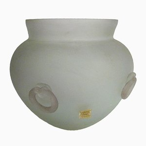Murano Glass Vase from Seguso, 1960s