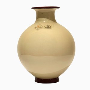 Italienische Vase von Barovier & Toso, 1990er