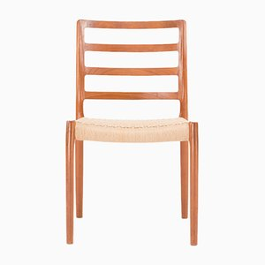 Danish Chair 85 by Niels Otto Moller for J.L. Moller, 1980s