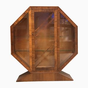 Vintage Art Deco Display Cabinet