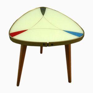 Dreibeiniger Sockel-Tisch, 1960er