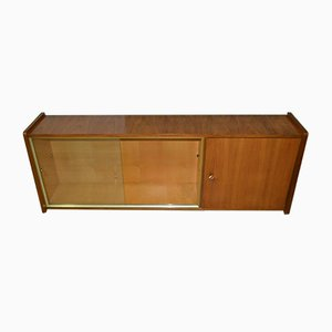 Walnut Wall Unit, 1960s