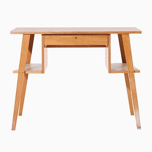 Mid-Century Modern Birch Desk by Cees Braakman, 1950s
