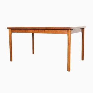Table en Teck par Henning Kjaernulf pour Vejle Mobelfabrik