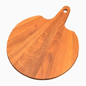 Danish Teak Chopping Board by Jens Quistgaard for Dansk Designs, 1950s