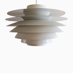 Large Vintage Verona Ceiling Light by Svend Middelboe for Nordisk Solar