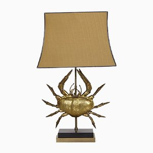 Crab Table Lamp by Daniël D'haeseleer, 1970s