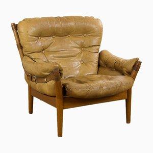 Dänischer Vintage Sessel von John Mortensen für Magnus Olesen