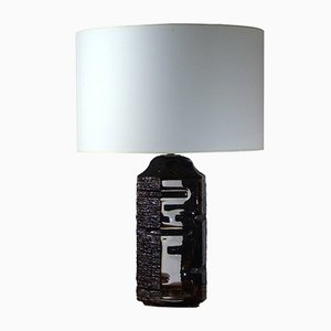 French Table Lamp by Cesar for Daum