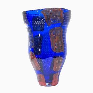 Vase par Franco Raggi pour Barovier & Toso, 1995