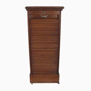 Roller Shutter Cabinet, 1920s