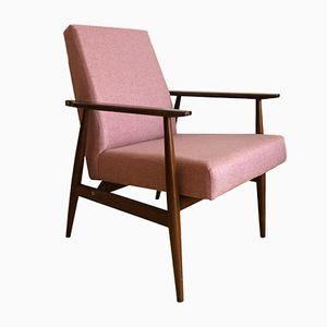 Mid-Century Armchair by Hanna Lis