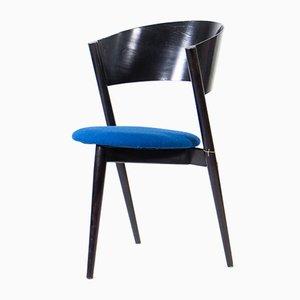 Spanischer dreibeiniger Stuhl, 1980er