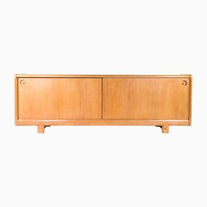 Oak Sideboard by H.W. Klein for Bramin, 1960s