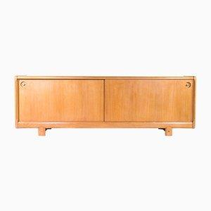 Sideboard aus Eiche von H.W. Klein für Bramin, 1960er