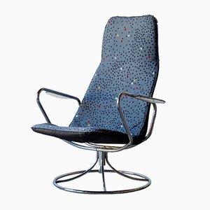 Sedia postmoderna girevole di Ikea, anni '80