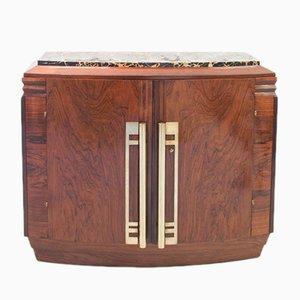Vintage Art Deco Sideboard von Sviadocht Frères