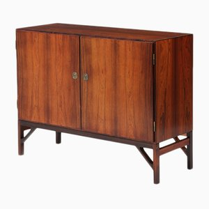 Mid-Century Rosewood A232 Sideboard by Børge Mogensen for C.M. Madsen