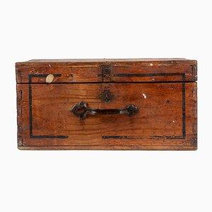 Caja italiana de madera, años 30