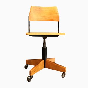 Chaise Pivotante Vintage par Stoll Giroflex